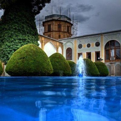 موزه هنر هاي معاصر اصفهان