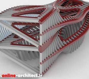 بررسی معماری ارگانيك صنعتي بانگرش معماری سبز