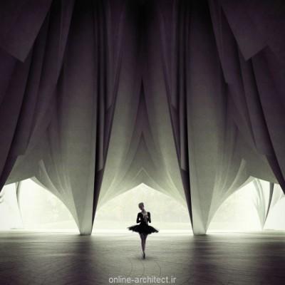فضا در معماری