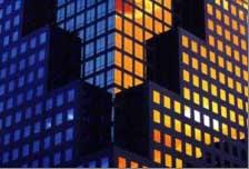استفاده از نورپردازی صحیح در نشان دادن حجم ساختمان