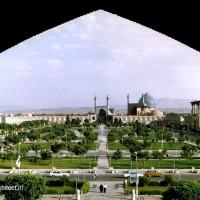 شیوه معماری اصفهانی