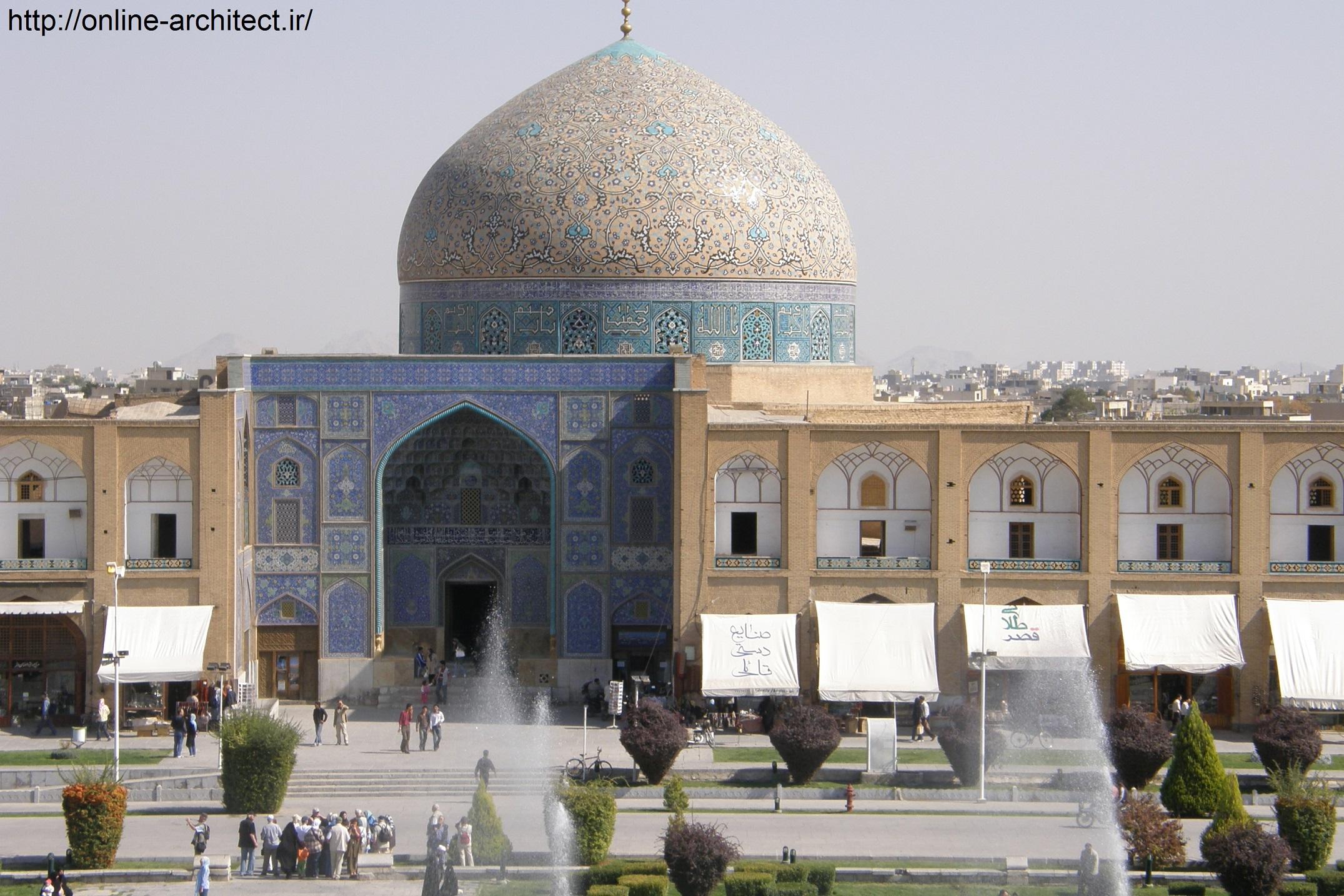 معماری اصفهانی