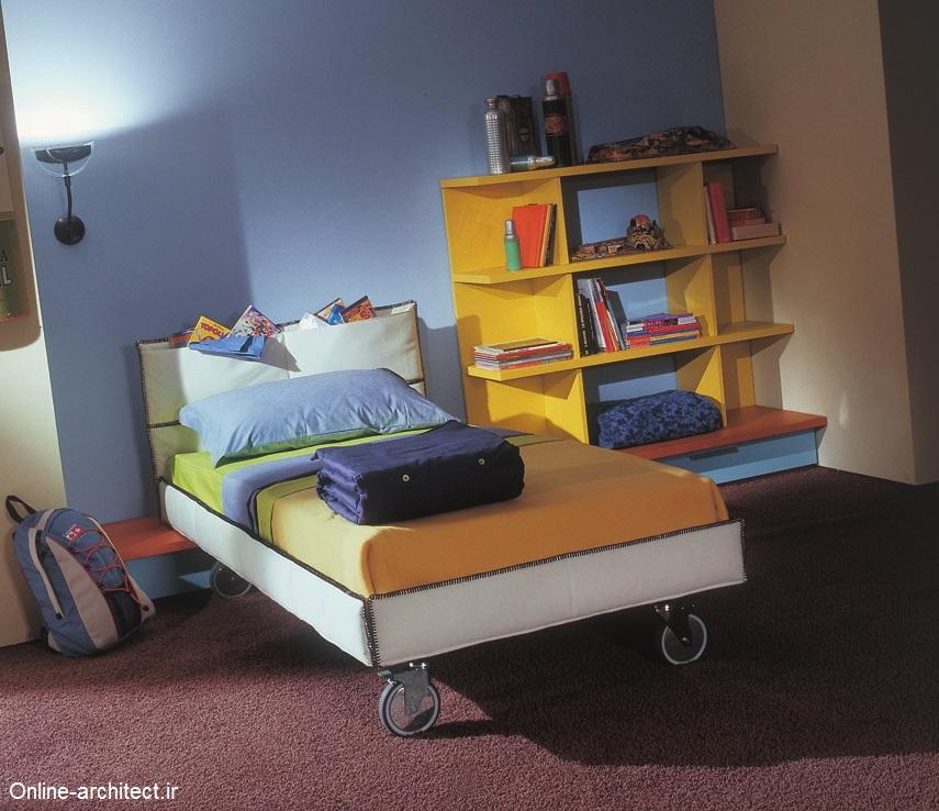اتاق خواب بچه