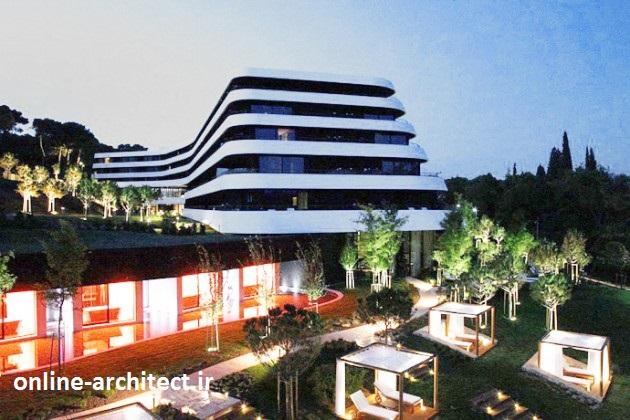 اصول طراحی هتل