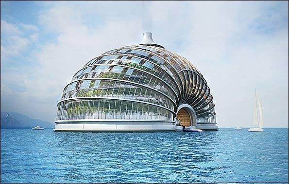 مفهوم معماری پایدار