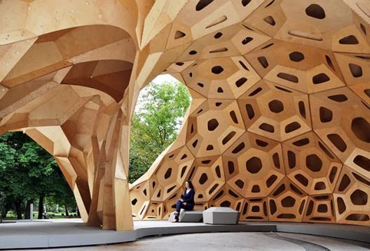 معمنای معماری بیونیک
