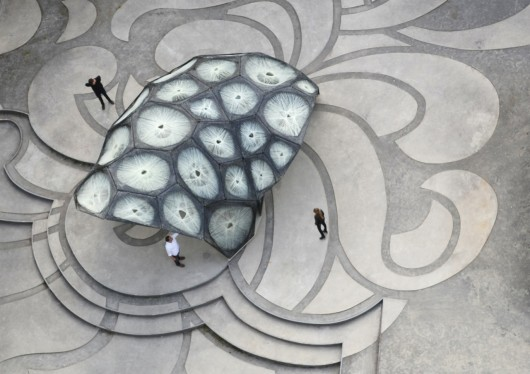 عکس های معماری بیونیک