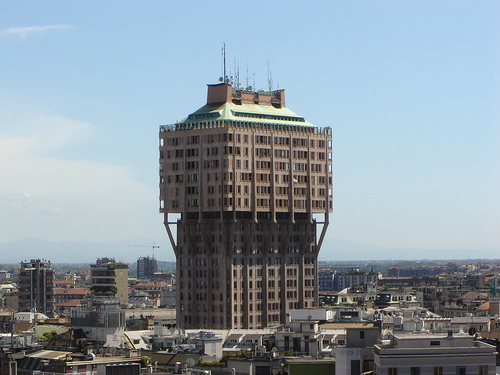 ساختمان عجیب دنیا