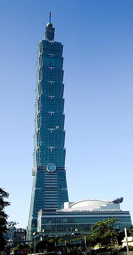 برج های بلند
