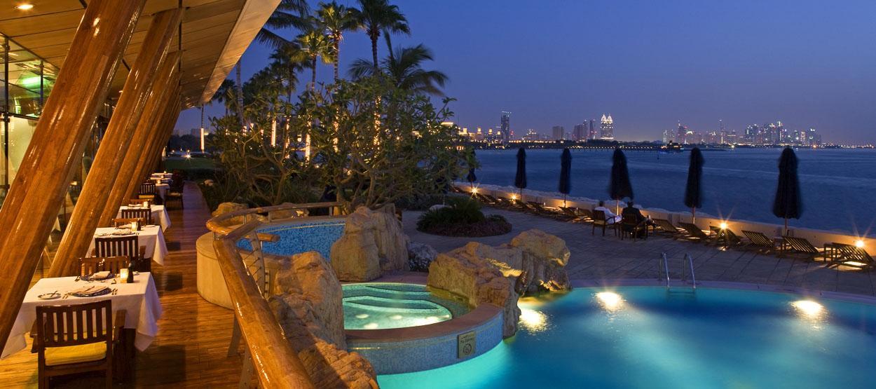 طراحی هتل برج العرب