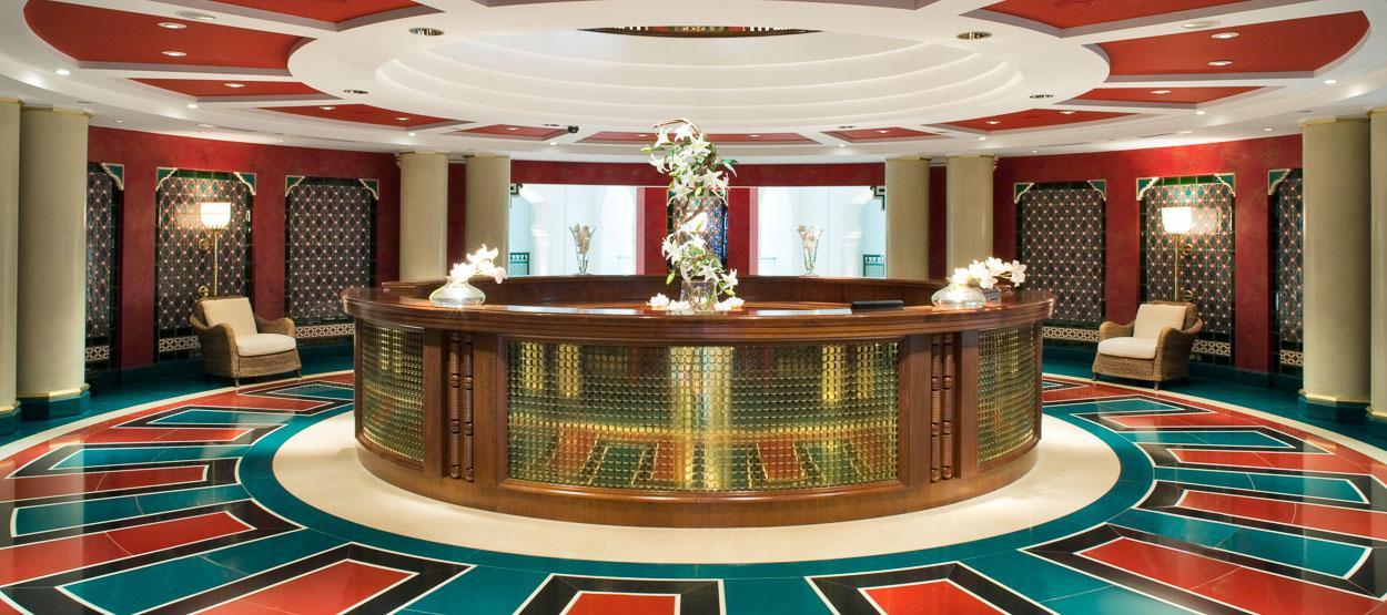 عکس هتل برج العرب دبی