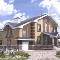 طراحی خانه ویلایی