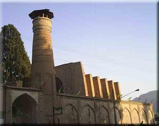 عکس های مسجد ساوه