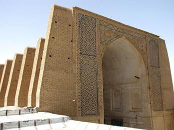 عکس های از مسجد ساوه
