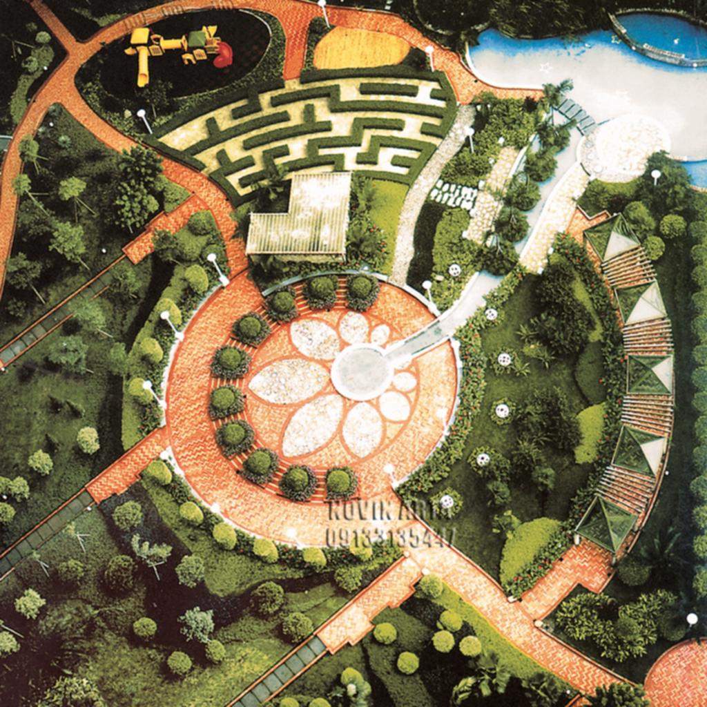 تاثیر گیاهان در معماری