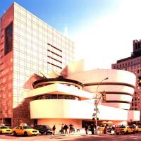 تحلیل موزه گوگنهایم نیویورک