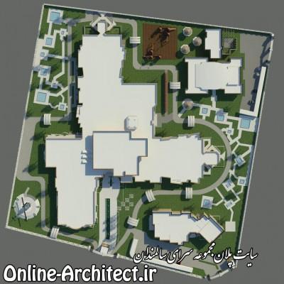 پلان های معماری