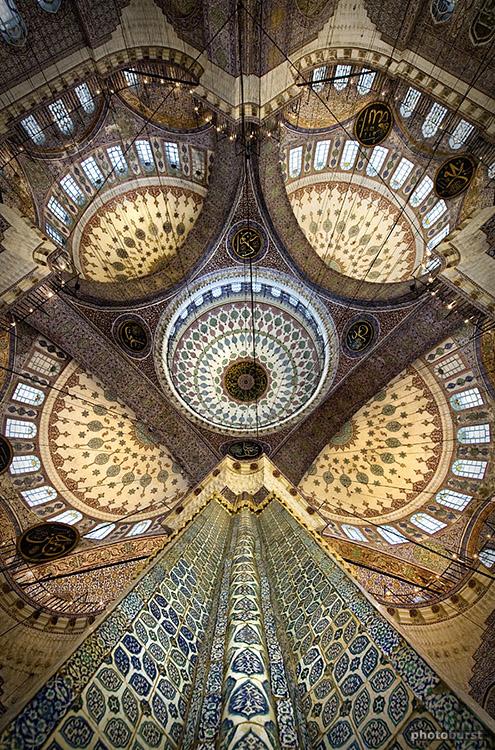 سبکهای معماری اسلامی
