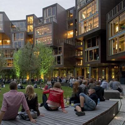 خوابگاه تایتگن کپنهاگ