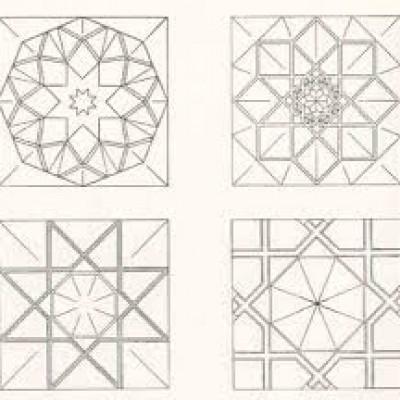 نقوش هندسی در معماری