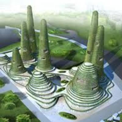 نمایی از آینده معماری سبز