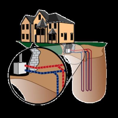 استفاده از انرژی زمین گرمایی در صنعت ساختمان سازی
