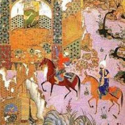 نگارگری قرن 15 میلادی -عثمانی