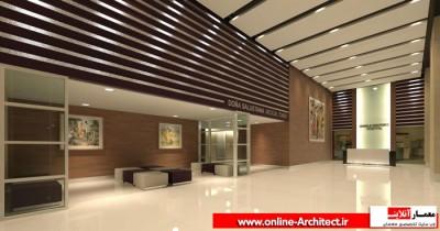 نگاهی به طراحی ساختمان نمايشگاه