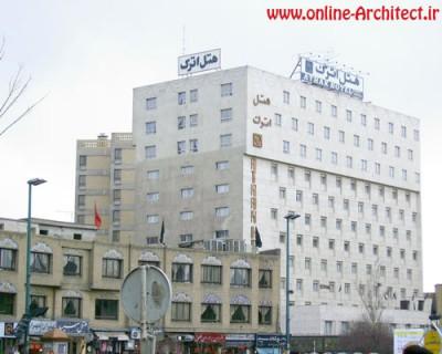 تحلیل-معماری-هتل-اترک