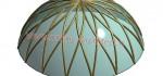 آموزش طراحی گنبد شیشه ای در رویت
