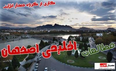 شناخت اقلیم اصفهان