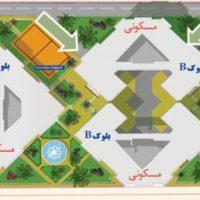 تحلیل کامل مجتمع مسکونی