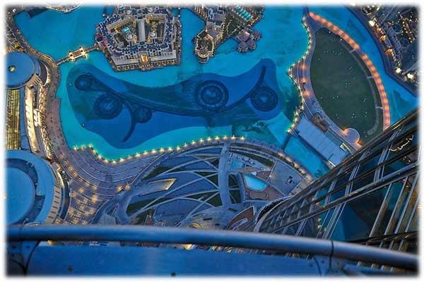 تحلیل و بررسی برج خلیفه
