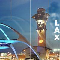 فرودگاه لس آنجلس و انسان طبیعت معماری