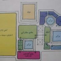 دانلود تحلیل کتابخانه امام علی یزد