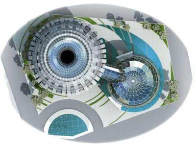 دانلود پاورپوینت سازمان دهی در معماری