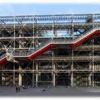 تحلیل معماری ساختمان ژرژ پمپیدو
