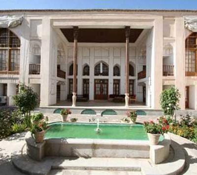 پروژه مرمت خانه بهشتیان