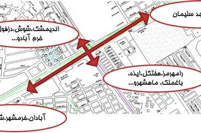 مکانیابی-ترمینال-برون-شهری-اهواز
