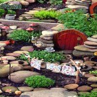 دانلود رساله معماری باغ مینیاتوری