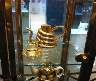 رساله موزه چای