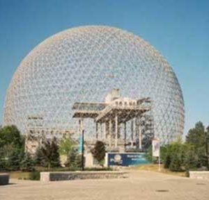 بررسی هندسه و سازه در معماری