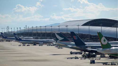 فرودگاه کانزای